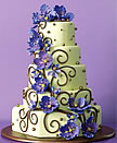 Kansas City Wedding Cake Designers