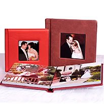 Examples of Wedding Albums